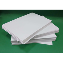 Papel Offset 240g/m2 Com 100 Folhas - Tamanho A4