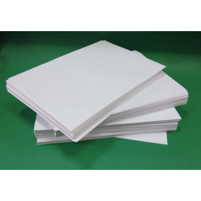 Papel Offset 180g - Tamanho A4 Com 1.000 Folhas