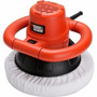 Pulidora Lustradora Black Decker 120w Orbital 255mm Kp1200