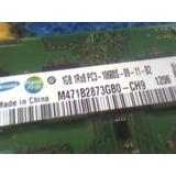 Combo De 3 Memorias Ram De 1gb Y 1 De 512 Mb Baratas Usadas
