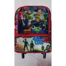 Morral De Ruedas Toy Story