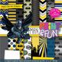Kit Imprimible Batman 4 Imagenes Clipart