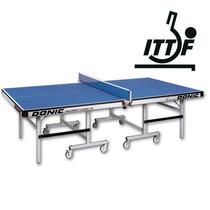 Mesa Ping Pong Donic Waldner Classic 25 Ittf Gratis Cap Fed