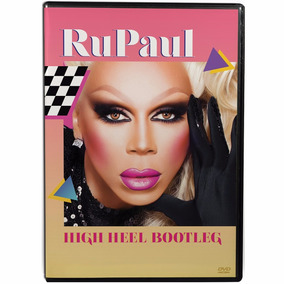 Dvd Rupaul - High Heel - The Video Collection