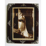 Fotografia Antiga Casamento, Foto Sampayo, Moldura Mad.nobre