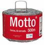 Arame Farpado Motto 500m F16 Belgo 12826