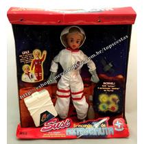 Leia O Anúncio! Boneca Susi Astronauta Estrela Ano: 2001