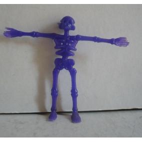 Calaca Calavera - Juguete D Plastico Bootleg - Figura Escala