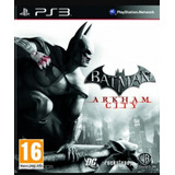 Combo Batman Arkham Asylum +arkham City +lego 3 En 1 !! Ps3