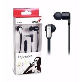 Auricular In-ear Genius Hs M260 C/mic Manos Libres Celular