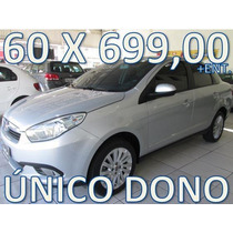Fiat Grand Siena 1.6 Flex Entrada + 60 X 699,00 Fixas