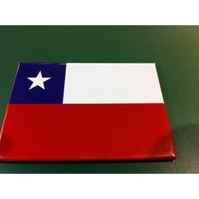 Ímã Da Bandeira Do Chile