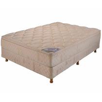 Colchón Sommier Belmo Dorado Pillow 2 Plazas 190x140