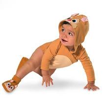 Disfraz Ardillita Dale Bebe Disney Store Traje Ardilla
