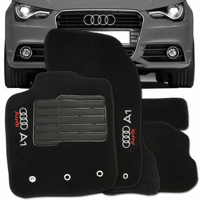 Tapete Carpete Confort Audi A1 2011 2012 2013 2014 5 Peças