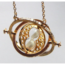 Giratiempo Collar - Harry Potter - Time Turner Hermione