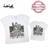 Camiseta Feminina Mae E Filha The Beagles Iaia Brasil