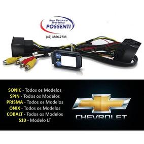 Interface Para Desbloqueio Tela De Mylink Chevrolet Gm