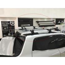 Rack De Teto Fiat Toro Com Sistema Proteção Antifurto Kiussi
