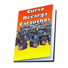 Curso De Recarga De Cartuchos Apostila ( Envio Grátis )