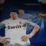 Cobija De Algodon Real Madrid & Barcelona