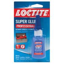 Loctite Super Glue Líquido Profesional De La Botella 20-gra