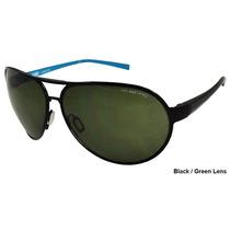 Lentes De Sol Nike Sport Aviator Alaris Black Evo 622/043