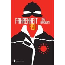 Fahrenheit 451 Livro Ray Bradbury - Frete 8 Reais