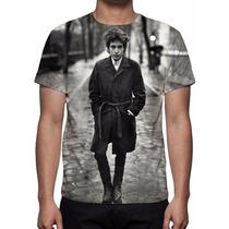 Camisa, Camiseta Bob Dylan - Estampa Total