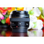 Lente Canon 50mm 1.4f