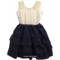 Vestido Infantil Festa Luxo Casamento Princesa Varios Modelo