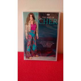The Best Of Cher - Dvd - Novo, Original E Lacrado !