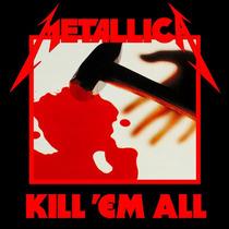 Metallica Kill Em All (cd Novo E Lacrado)