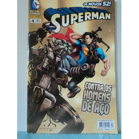 Hq-superman:dc Comics:n.4-os Novos 52!
