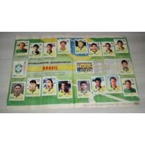 Albúm De Figurinhas Copa Do Mundo 1994 (sem Capa )leia