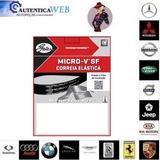 Correia De Acessórios Elastica 4pk1100 Iveco 55c16 5516c 70c