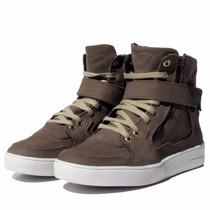 Sneaker Upscale Caramelo - Hardcore Line Original