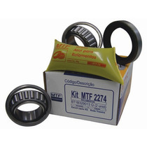Kit Rolamento Roda Traseira Escort Zetec 1997 À 2002