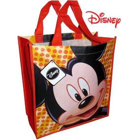 Bolso De Mano Reutilizables Medio ® Disney Mickey Mouse (13