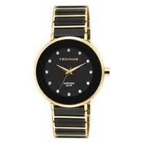 Relógio Technos Feminino Sapphire Ceramic 2035lmm/4p Gar. Nf
