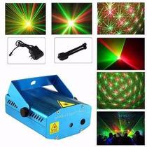Mini Laser Audioritmico-efecto Lluvia Estrellas Envio Gratis