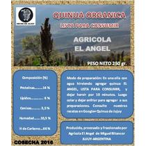 Quinoa Organica Lista Para Consumir Completamente Lavada