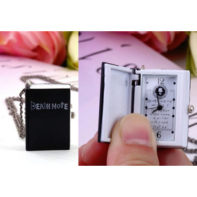 Reloj Collar Death Note Mercaenvio Dhl - Fedex