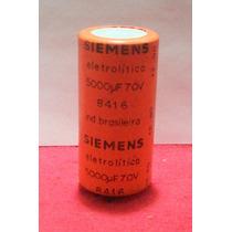 Electrolitico 5000uf X 70v Siemens-llevo Gratis A Oca S.luis