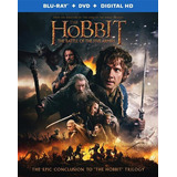Blu-ray The Hobbit 3 Battle Of The Five Armies / Bd + Dvd