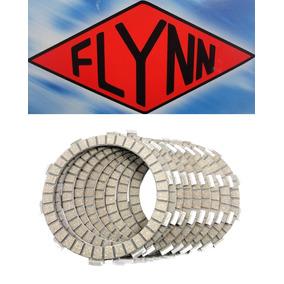 Disco Embreagem Cb 600f Hornet 2008 E Cbr 600 Rr 07/08 Flynn