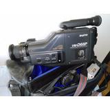 Video Camara 8 Mm Sanyo Vm D68p, Liquido!!