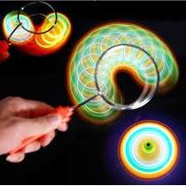 Trompo Magnetico Luminoso Led Efecto Completo Almagro
