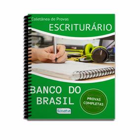 Coletânea De Provas Escriturário Banco Do Brasil