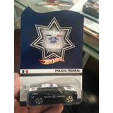 Policia Federal Hot Wheels